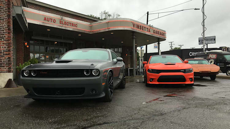 Dodge revives Challenger T/A and Charger Daytona trims for 2017