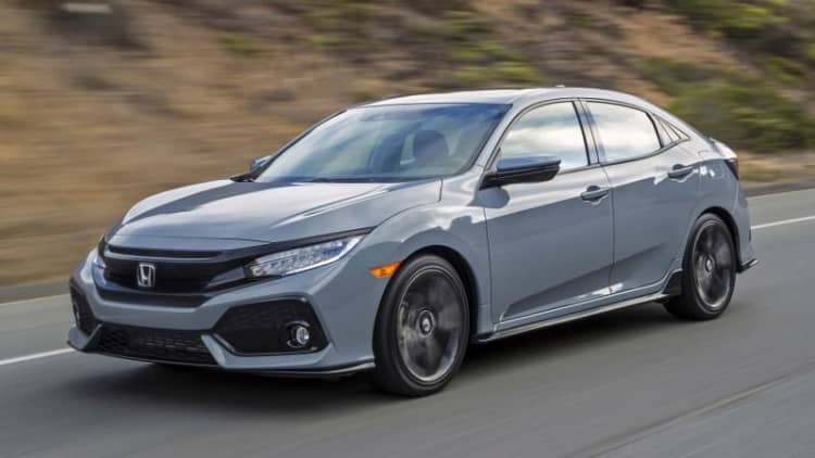 Hot or not? | 2017 Honda Civic Hatchback First Drive
