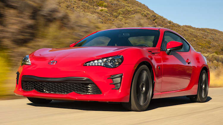 Incrementally better than ever   2017 Toyota 86 First Drive