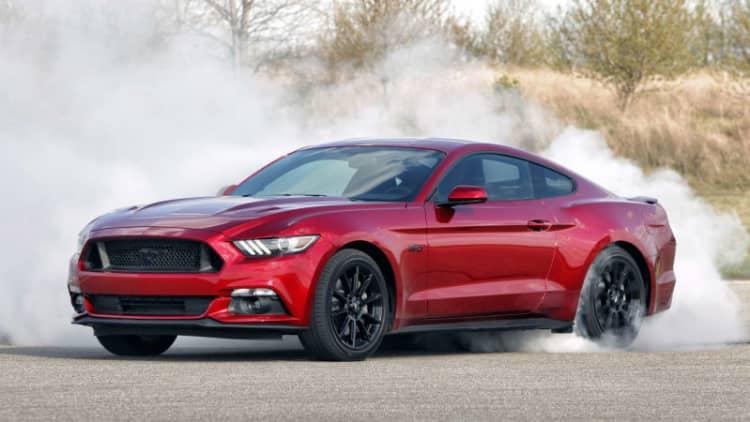 Dealer selling 727-hp Ford Mustang for $40K