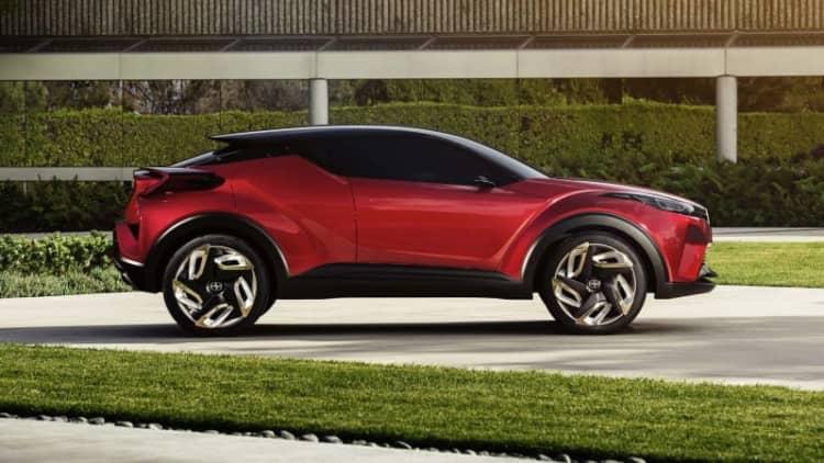 Scion was Toyota's lost generation