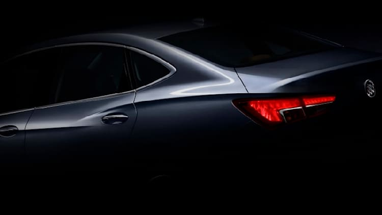 Next Buick Verano headed to Shanghai Motor Show