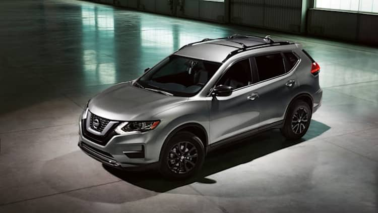 Nissan brings popular Midnight Package to Altima, Murano, Pathfinder, Rogue, and Sentra