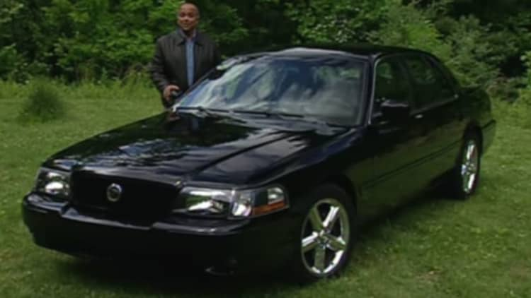 Has the Mercury Marauder gotten better with age?