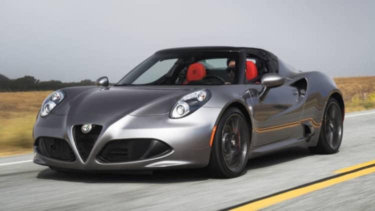 The 2016 Alfa Romeo 4C should sound even better