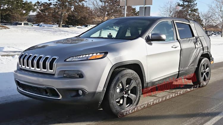 What does Jeep have cooking with this stretched Cherokee?