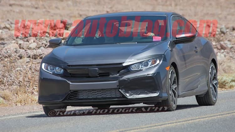 Honda Civic Si making big debut at 2016 LA Auto Show
