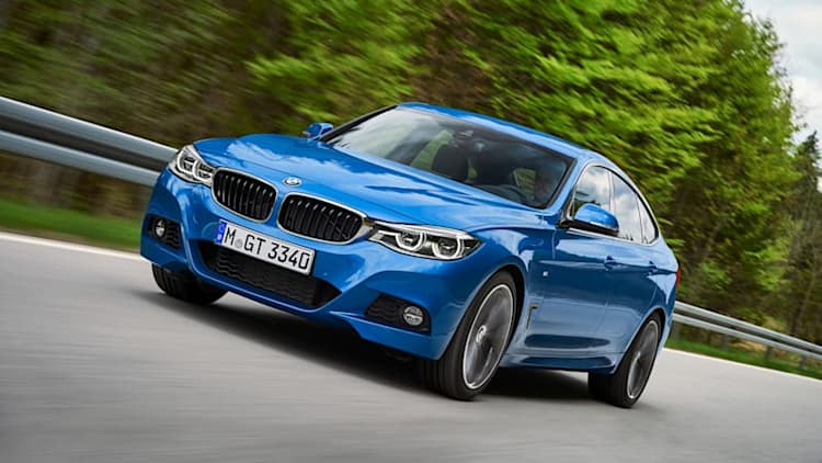 2017 BMW 3 Series GT update includes two new engines