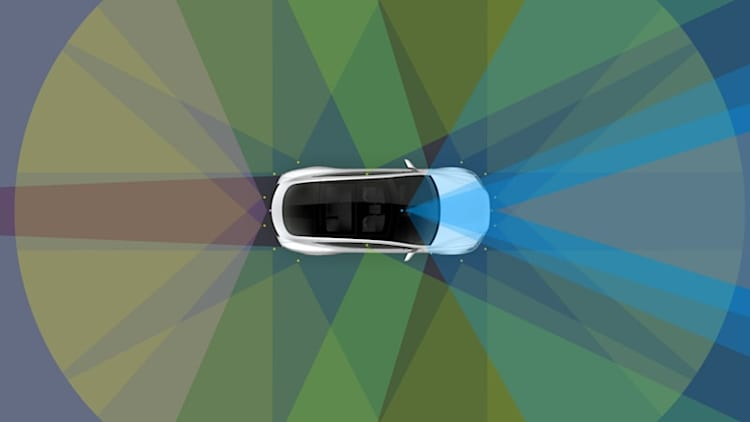 All new Teslas to ship with Level 5 autonomous driving hardware