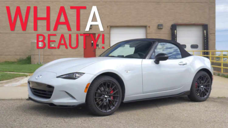 Meet our new long-term 2016 Mazda MX-5 Miata Club!