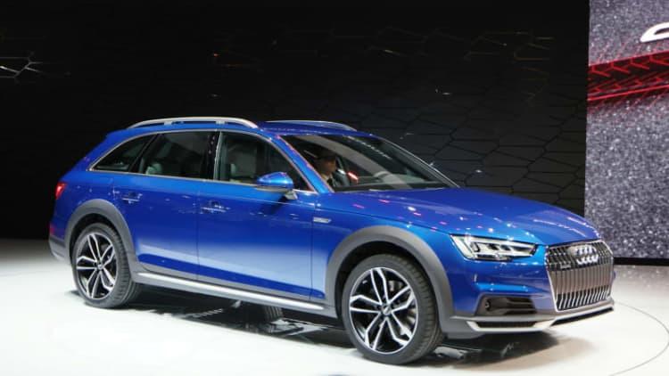 2017 Audi A4 Allroad ups the Avant