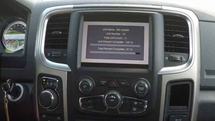 How to update and secure a vulnerable Chrysler Uconnect system