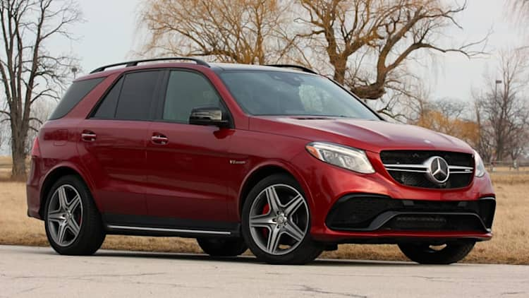 2016 Mercedes-AMG GLE63 S Quick Spin