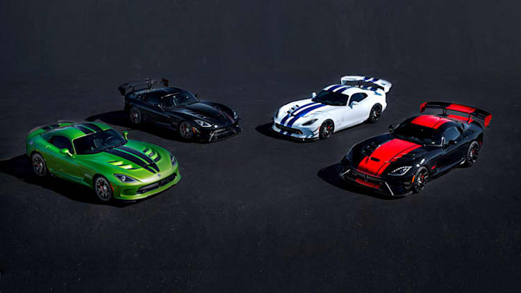 The final-year Viper special editions sold out so fast Dodge is adding more