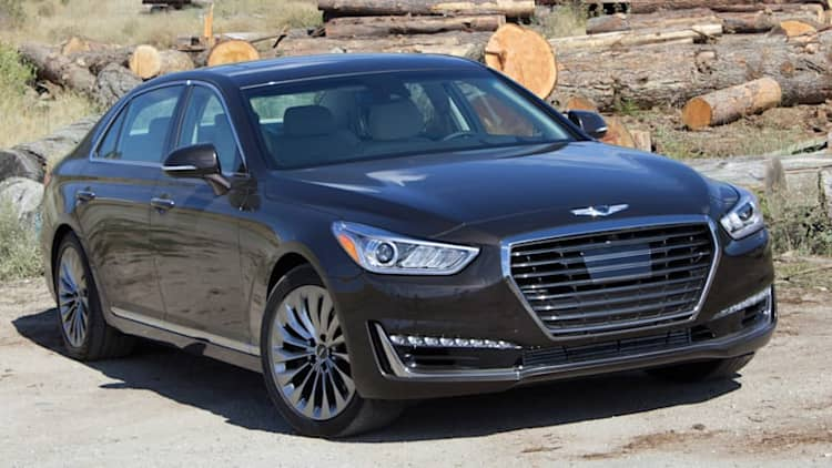 The Genesis G90 is more expensive, but still a really good value