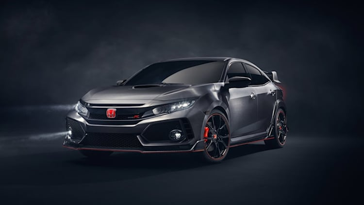 Honda Civic Type R set for Geneva debut ahead of US launch