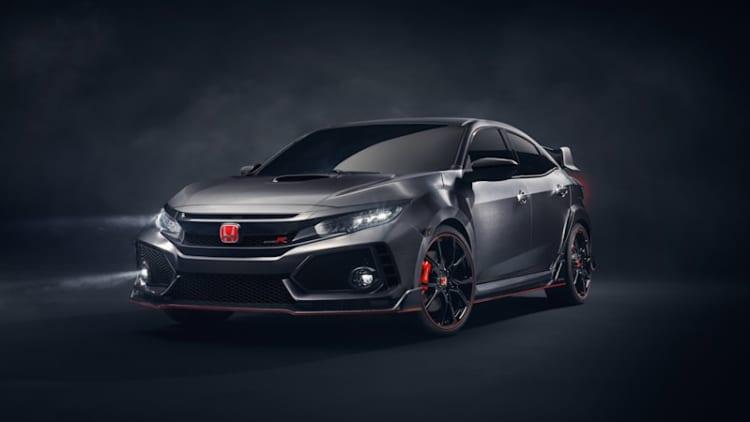 Honda Civic Type R set for Geneva debut ahead of US launch