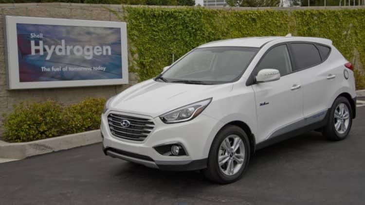 Hyundai Tucson Fuel Cell sales not hitting target [UPDATE]