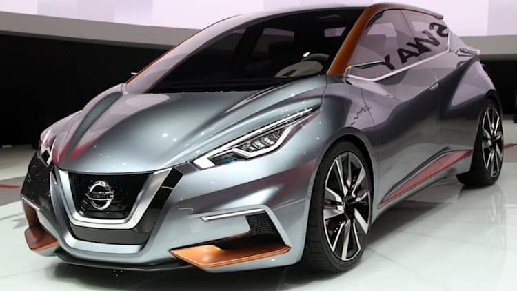 Nissan Sway could see production