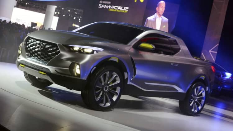 Hyundai considering pickup after good reaction to Santa Cruz