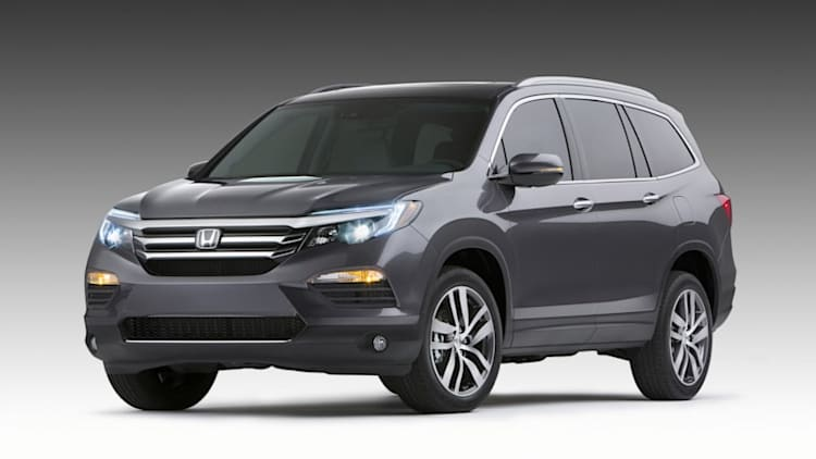 2016 Honda Pilot to pack 280 hp, new Intelligent Traction Management system