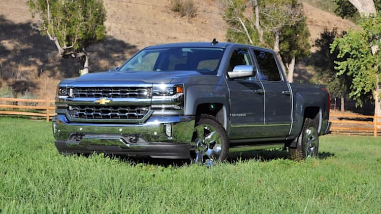 2016 Chevrolet Silverado 1500 Quick Spin [w/video]
