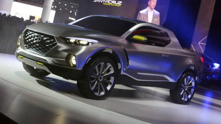 Hyundai pickup gets glimmer of hope, Equus may go turbo