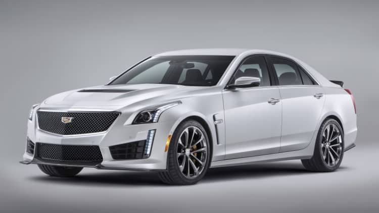 2016 Cadillac CTS-V to hit dealers this summer, start at $83,995*