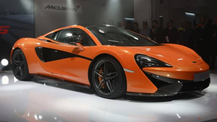 McLaren confirms Sport Series Spider for 2017, another bodystyle due [w/poll]