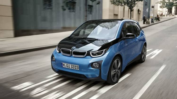 BMW recalls 19,000 i3 REx models for possible fuel vapor leak