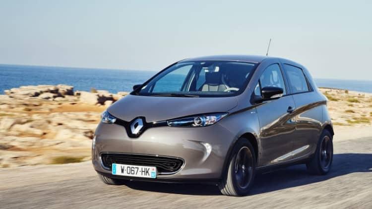 Renault-Nissan alliance to start autonomous EV testing