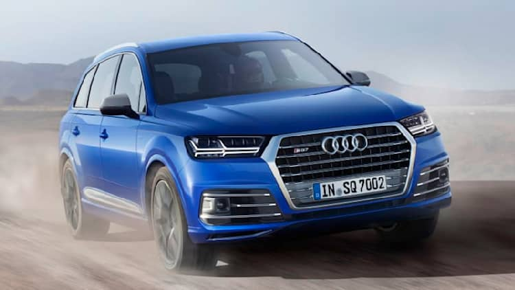 Audi SQ7 could come to US with TDI power