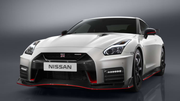 2017 Nissan GT-R Nismo somehow still a bargain at $176,585