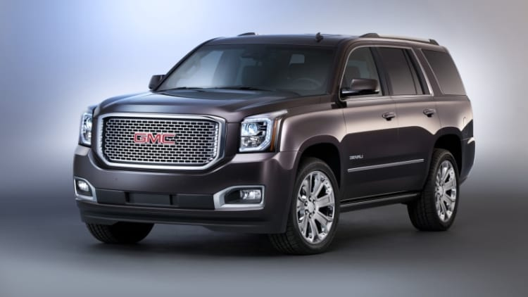 GMC considers adding more vehicles to broaden product line