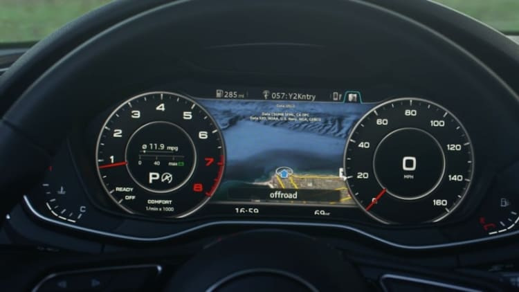 Audi Adaptive Cruise Control is the 2017 Autoblog Technology Feature of the Year