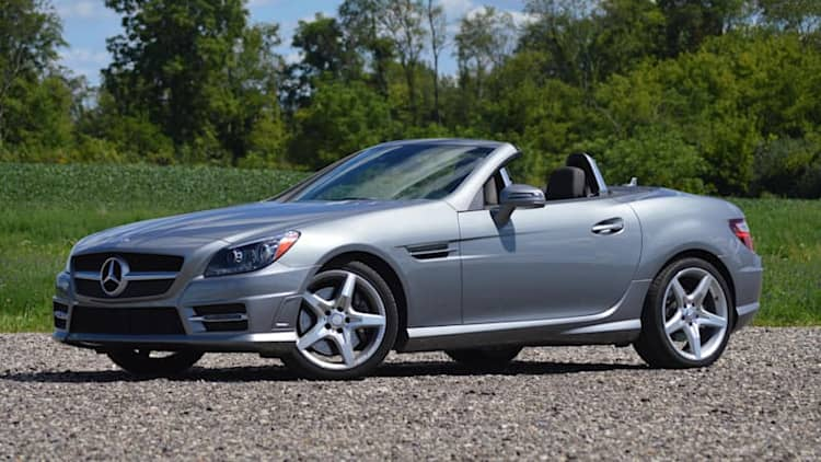 2015 Mercedes-Benz SLK250 Quick Spin [w/video]