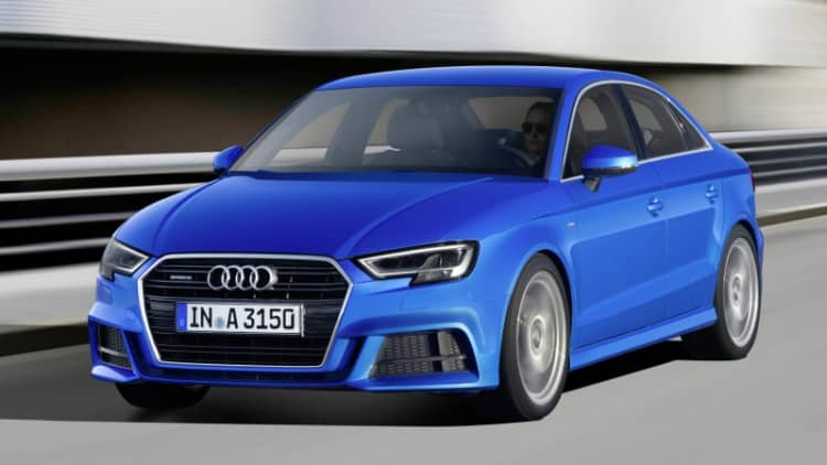 Audi updates A3 with Virtual Cockpit, more goodies