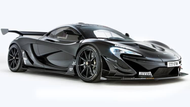 Buy a McLaren P1 GTR, Porsche 918 Spyder, and a Ferrari LaFerrari all in one place