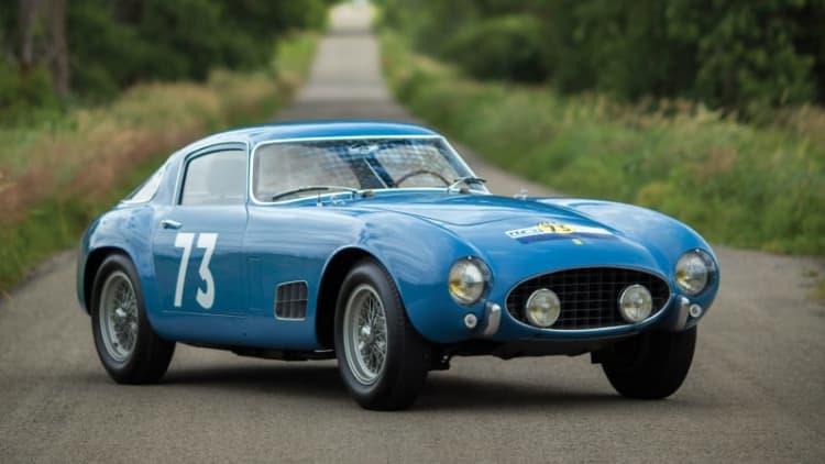 1956 Ferrari 250 Tour de France could fetch $11M [w/video]