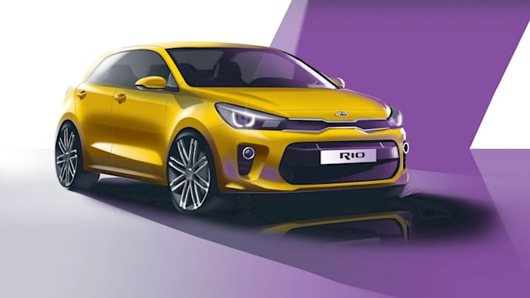 The Kia Rio has never looked this good