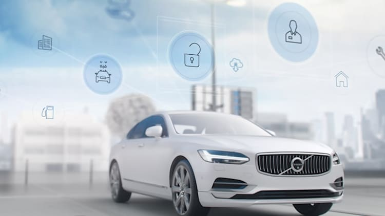 Volvo Concierge Services will wash and gas your S90