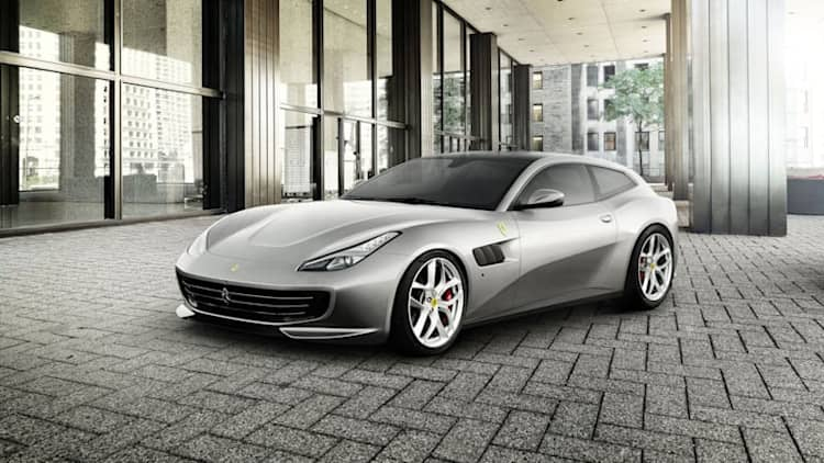 The Ferrari GTC4Lusso T ditches the V12 and AWD for a turbo V8 and rear drive