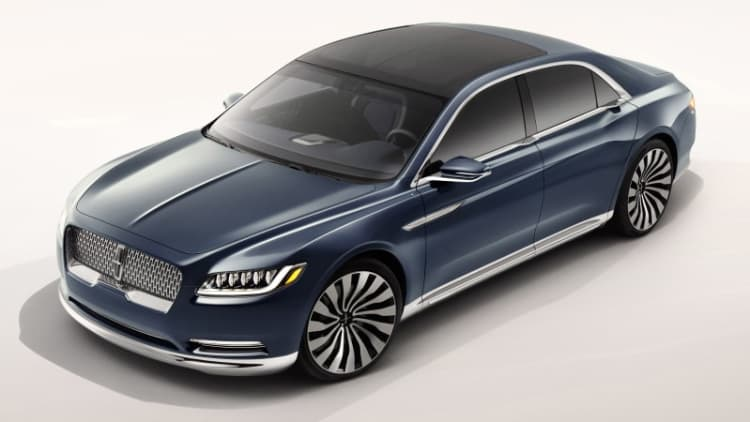 The Lincoln Continental is back [w/videos]
