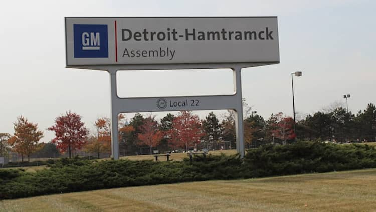 GM adds 1,200 jobs at Detroit-Hamtramck plant
