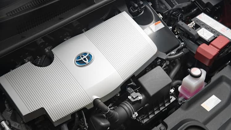 A look inside the new Prius hybrid system