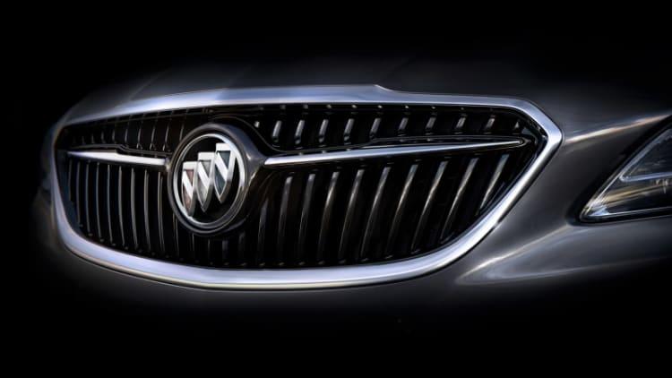 2017 Buick LaCrosse gets Avenir-inspired tease