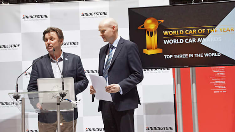 Jury names finalists for World Car of the Year awards