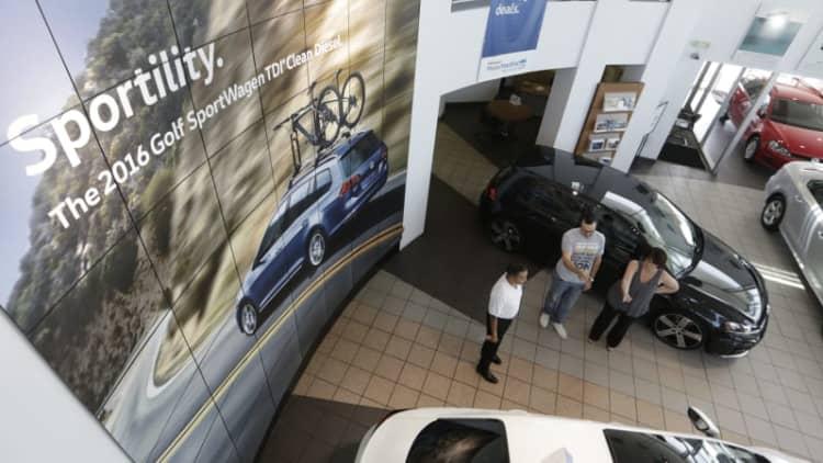 VW will compensate dealers for diesel scandal damage
