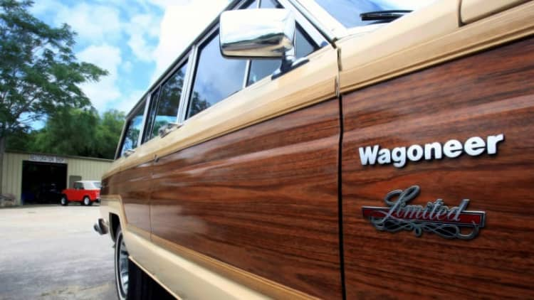 Jeep Wagoneers will be separate from Grand Cherokee line