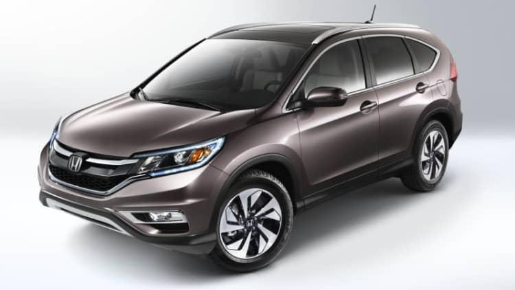 Honda bundles up CR-V Special Edition with optional extras